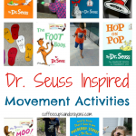 10 Dr. Seuss Inspired Movement Activities