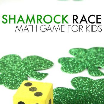 Shamrock Math Race