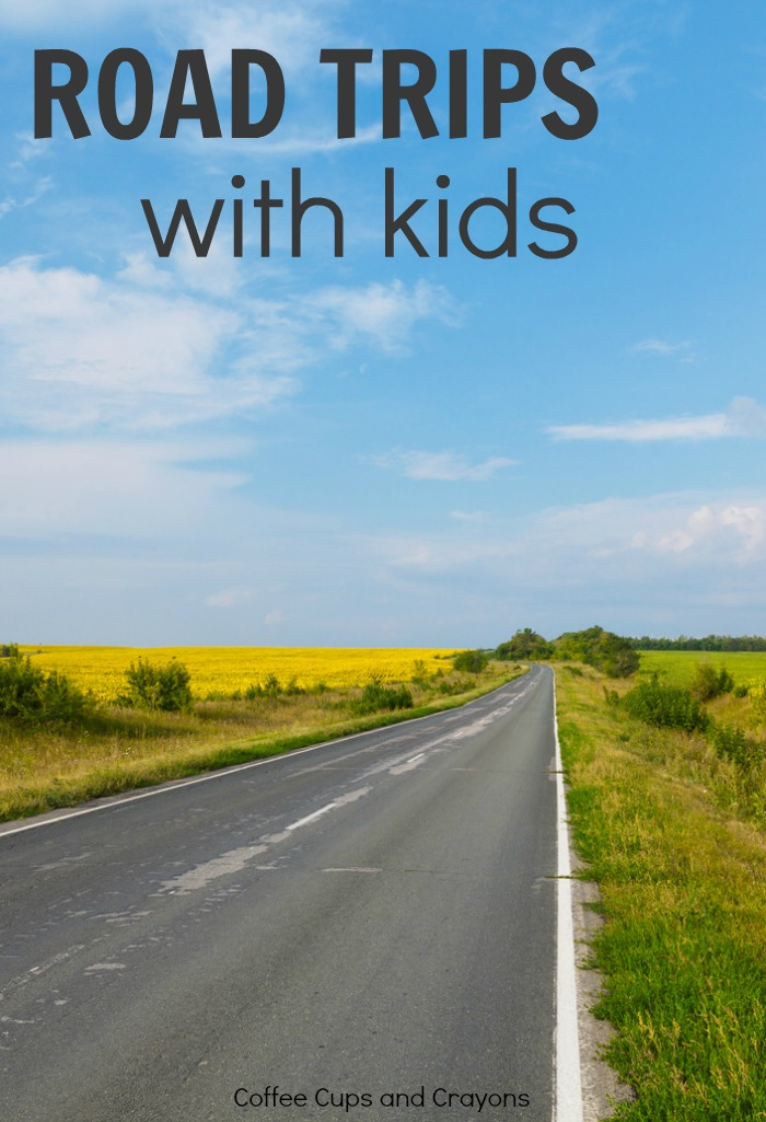 Tips for traveling with kids! Make road trips more fun!