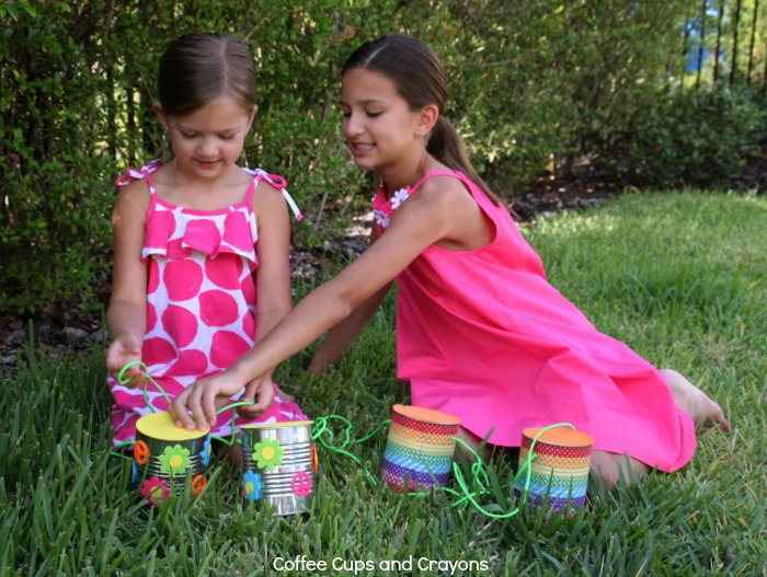 Play with Tin Can Stilts This Summer!