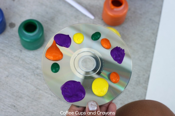 Fun and Active Art Project for Kids!