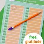 An Easy Way to Teach Kids to be Grateful