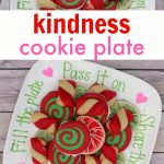 Spread Joy with a Kindness Cookie Plate