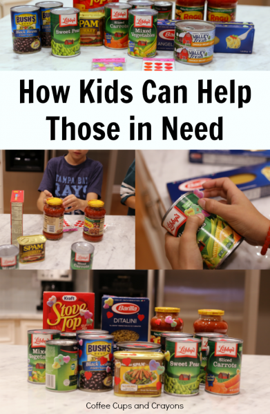 How Kids Can Help Those in Need