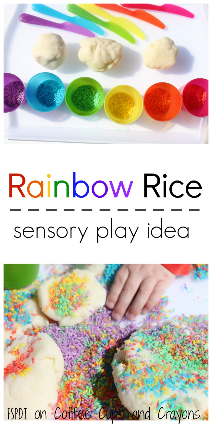 rice activities for preschoolers rainbow rice sensory play activity 410