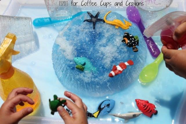 Aquatic Treasure Hunt for Kids