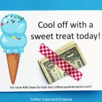 Ice Cream Act of Kindness for Kids