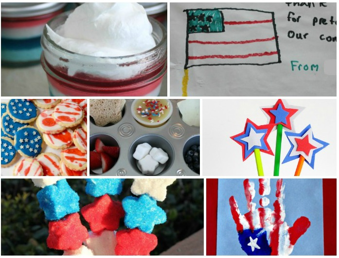 Fun Fourth of July ideas for kids!